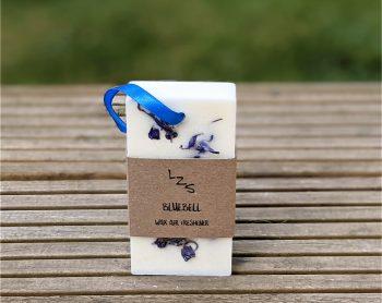 wax air freshener bluebell