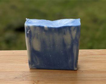 Cedarwood and juniper soap