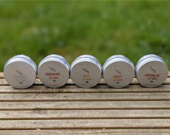 moisturising lip balm bundle
